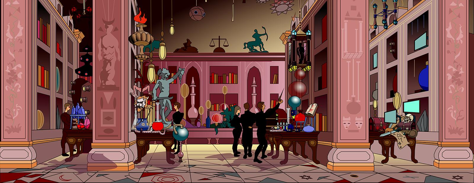 Лабораториум 2.3. Магия Целителей